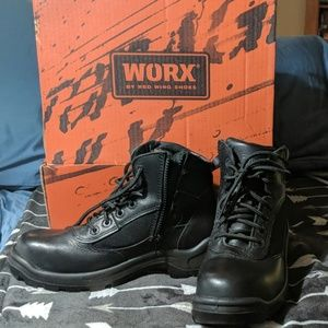 WORX by Red Wing boots